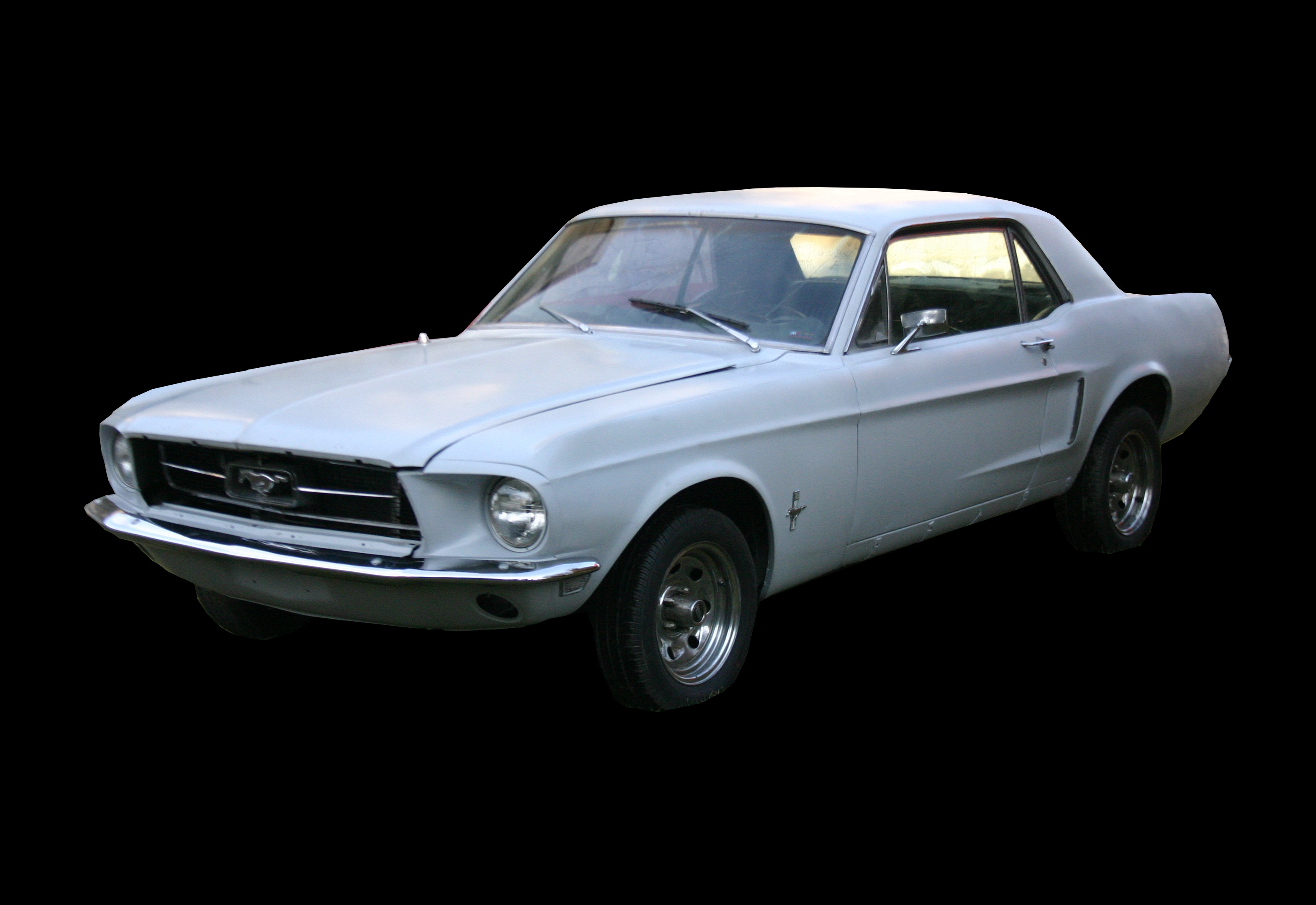 Ford Mustang Coupe 1968