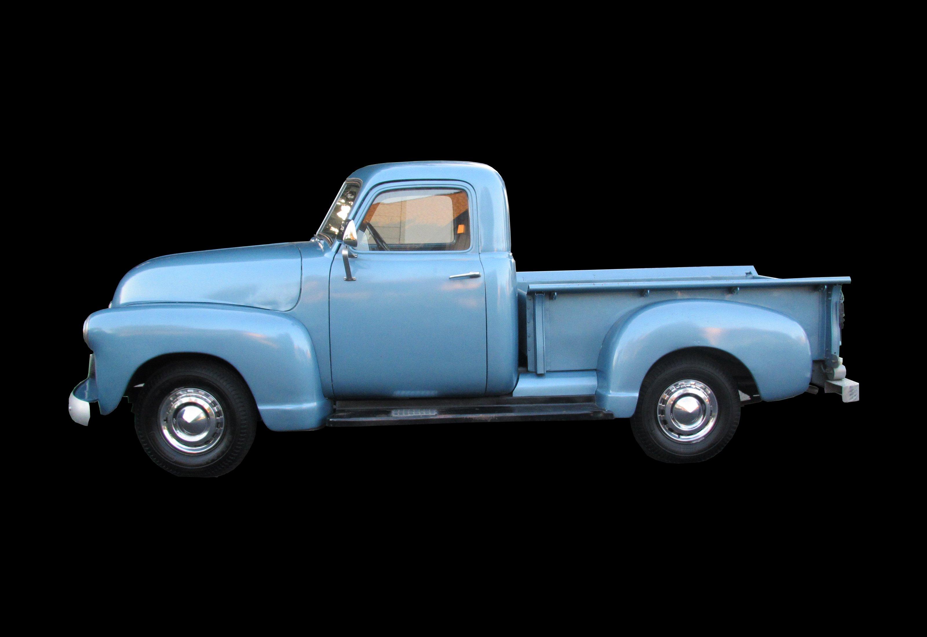 Chevrolet 3100 Stepside 1950